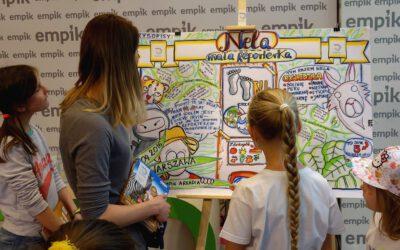 Spotkanie autorskie z Nelą – kwiecień 2016