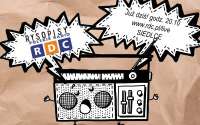 09.08.17, godz. 20.10, www.rdc.pl/live (Siedlce)