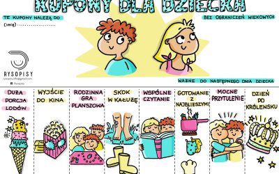 Kupony na Dzień Dziecka